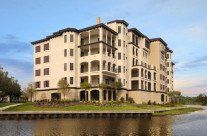 Class A Multifamily on the Water